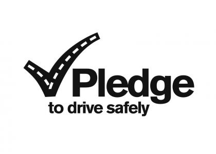 Safe Driving Pledge Logo